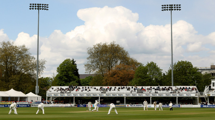 A general view of Essex's County Ground