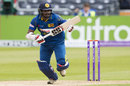 Kusal Perera fell for 9 off 25 balls, England v Sri Lanka, 3rd ODI, Bristol, June 26, 2016