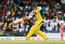 Steven Smith plays a pull shot, West Indies v Australia, ODI tri-series final, Barbados, June 26, 2016