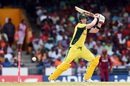 Steven Smith plays a cut, West Indies v Australia, ODI tri-series final, Barbados, June 26, 2016