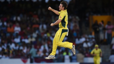 Mitchell Marsh rattled West Indies' 271 chase