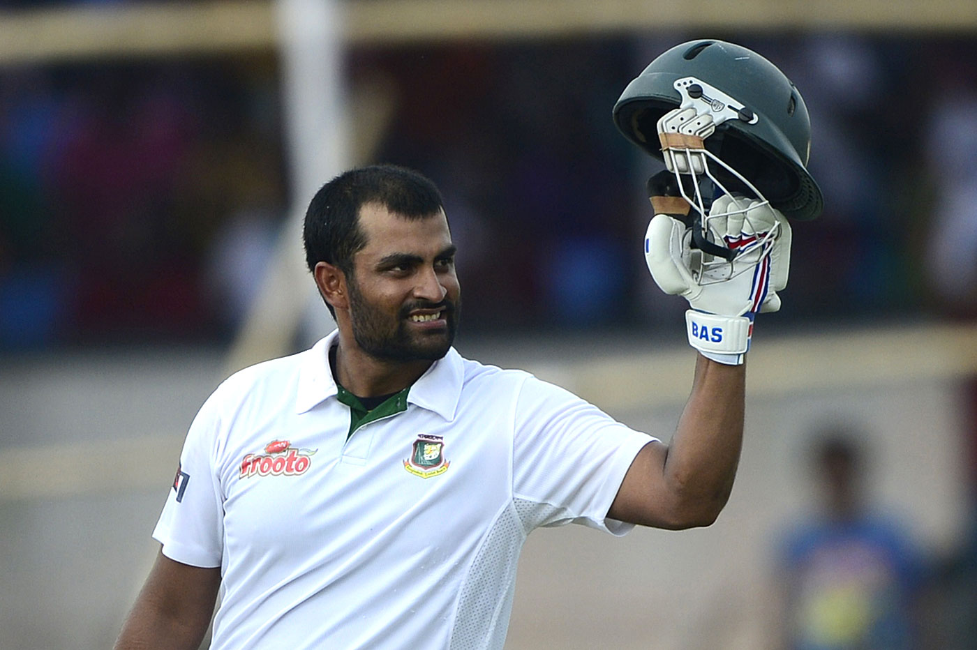 Interview With :    Tamim Iqbal, Bangladeshi cricketer