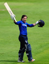 Tammy Beaumont made her second successive hundred, England v Pakistan, 3rd women's ODI, Taunton, June 27, 2016