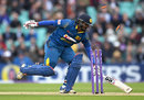 Kusal Perera was run out early in Sri Lanka's innings, England v Sri Lanka, 4th ODI, The Oval, June 29, 2016