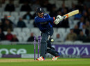 Jason Roy was bowled by a Nuwan Pradeep slower ball for 162, England v Sri Lanka, 4th ODI, The Oval, June 29, 2016