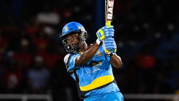 Johnson Charles' 52 set up St Lucia Zouks' chase