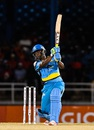 Johnson Charles' 52 set up St Lucia Zouks' chase, Trinbago Knight Riders v St Lucia Zouks, CPL 2016, Port of Spain, June 29, 2016