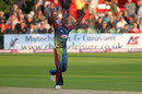 Kagiso Rabada struck twice on his Kent debut, Kent v Sussex, NatWest T20 Blast, South Group, Canterbury, June 30, 2016