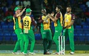 Sohail Tanvir took four wickets, St Kitts and Nevis Patriots v Guyana Amazon Warriors, CPL 2016, Basseterre, June 30, 2016