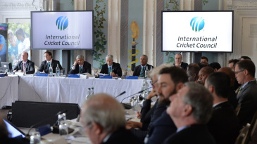 ICC and other board members attend the annual conference