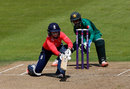 Tammy Beaumont gets cheeky on her way to 82 off 53 balls, England Women v Pakistan Women, 1st T20, Bristol, July 3, 2016