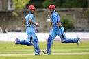 Rahmat Shah and Najibullah Zadran propelled Afghanistan, Scotland v Afghanistan, 1st ODI, Edinburgh, July 4, 2016