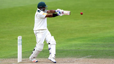 Samit Patel helped Nottinghamshire to a lead
