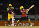 Brendon McCullum lost his off stump to Imad Wasim, Trinbago Knight Riders v Jamaica Tallawahs, CPL 2016, Port of Spain, July 4, 2016