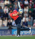 Jos Buttler brings in the bottom hand, England v Sri Lanka, only T20I, Southampton, July 5, 2016