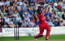 Karl Brown guided Lancashire to victory with 62 off 40 balls, Worcestershire v Lancashire, NatWest T20 Blast, North Group, New Road, July 8, 2016