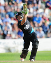 Ben Cox plundered 44 off 21 balls, Worcestershire v Lancashire, NatWest T20 Blast, North Group, New Road, July 8, 2016