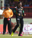 Tabraiz Shamsi picked up two wickets, Guyana Amazon Warriors v St Kitts and Nevis Patriots, CPL 2016, Providence, July 9, 2016