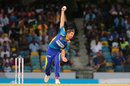 David Wiese bowled an expensive spell, Barbados Tridents v Jamaica Tallawahs, CPL 2016, Bridgetown, July 11, 2016