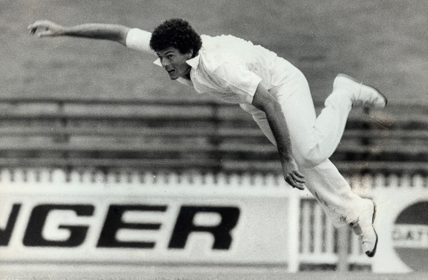 Whitney bowls for New South Wales, 1981