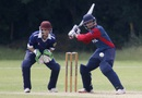 Sharad Vesawkar  made a half-century in Nepal's win,  Free Forester v Nepal, London, July 14, 2016