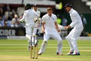 Jake Ball celebrates his first Test wicket, England v Pakistan, 1st Investec Test, Lord's, 1st day, July 14, 2016