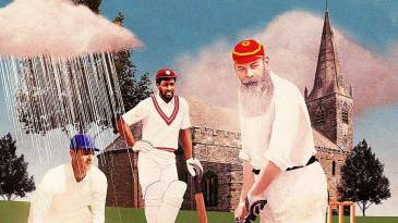 Cover of <i>The Meaning of Cricket</i>