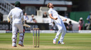 Stuart Broad is ecstatic after having Mohammad Hafeez caught in the slips, England v Pakistan, 1st Investec Test, Lord's, 3rd day, July 16, 2016