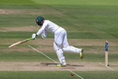 Azhar Ali tucks the ball to the on side, England v Pakistan, 1st Investec Test, Lord's, 3rd day, July 16, 2016