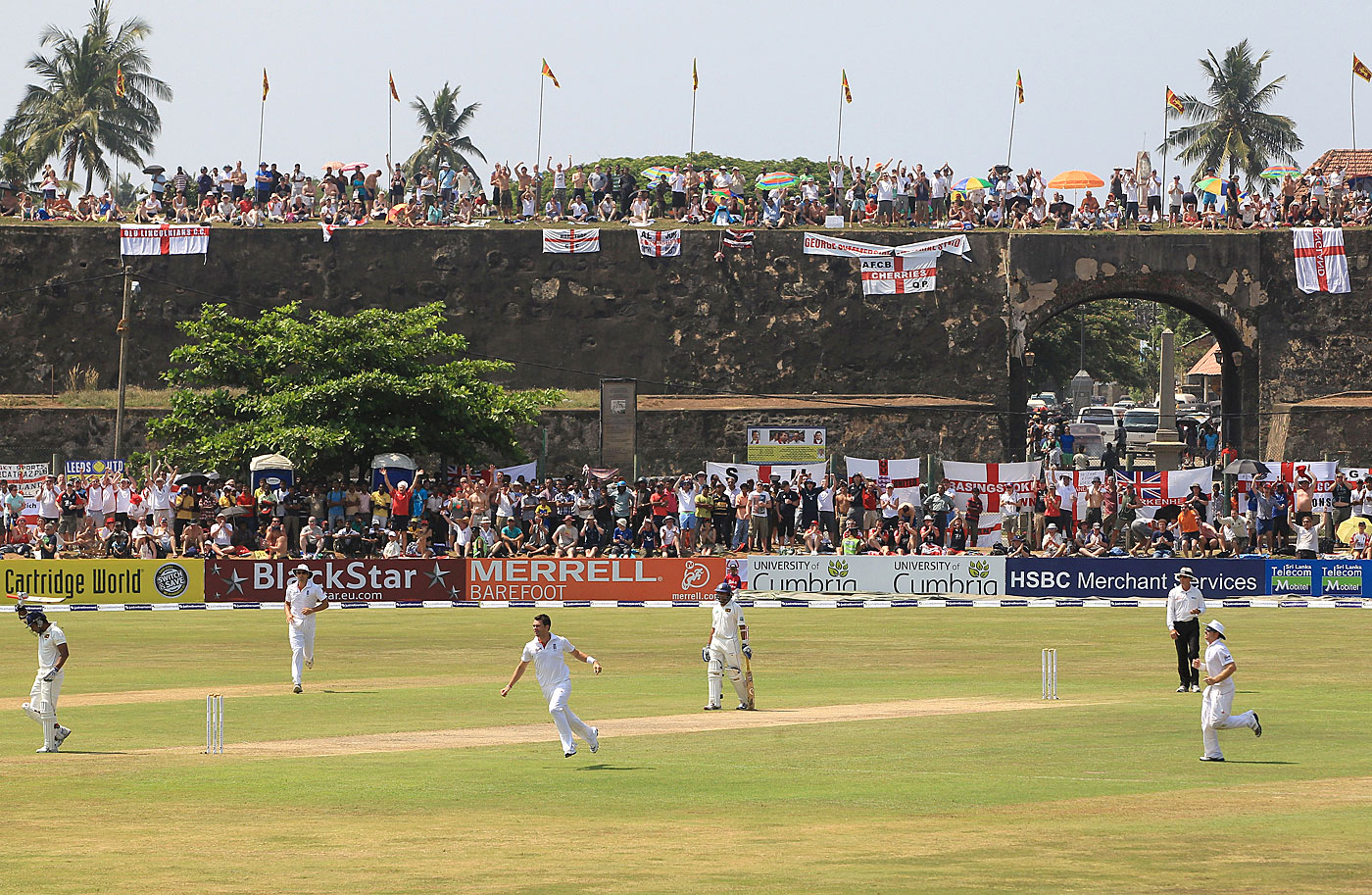 On his five-for in Galle, 2012: