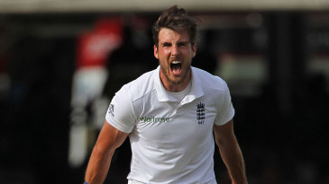 Time to give Steven Finn a bit of room