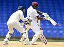 Jermaine Blackwood compiled a patient fifty, WICB President's XI v Indians, Basseterre, 3rd day, July 16, 2016