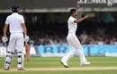Rahat Ali bowled a peach of an outswinger to remove Alastair Cook, England v Pakistan, 1st Investec Test, Lord's, 4th day, July 17, 2016