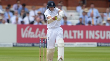 Joe Root gave his wicket away for the second time in the match