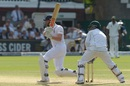 Jonny Bairstow unleashes a pull, England v Pakistan, 1st Investec Test, Lord's, 4th day, July 17, 2016