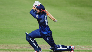 Nick Browne hits long for Essex