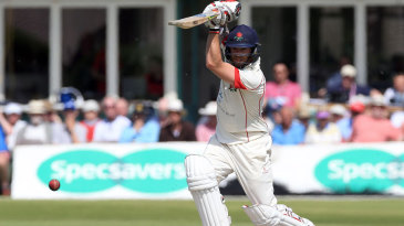 Luke Procter anchored the innings with a hundred