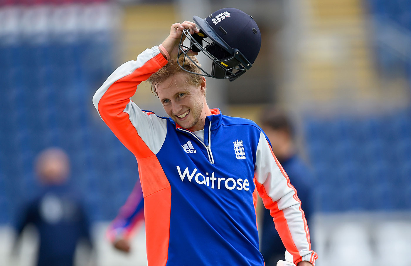 Joe Root had the character to change his character so he could enjoy cricket more