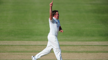 Josh Shaw hit back for Gloucestershire