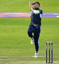 Liam Plunkett touched 94mph against Durham, Yorkshire v Durham, NatWest Blast, Headingley, July 20, 2016