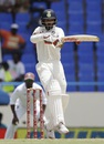 Shikhar Dhawan looks to pull one, West Indies v India, 1st Test, Antigua, 1st day, July 21, 2016