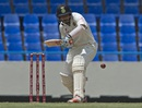 Cheteshwar Pujara is a picture of concentration, West Indies v India, 1st Test, Antigua, 1st day, July 21, 2016