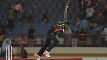 Alzarri Joseph claimed four wickets