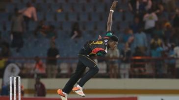Alzarri Joseph claimed four wickets