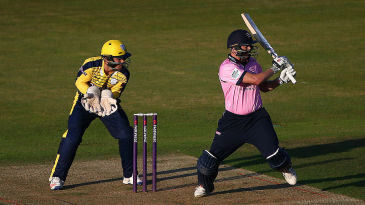 George Bailey lifted Middlesex with a rapid half-century