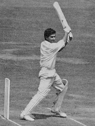 Javed Burki: a batsman and a civil servant