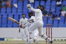 Shane Dowrich made his second Test fifty, West Indies v India, 1st Test, Antigua, 3rd day, July 23, 2016