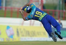 Ahmed Shehzad pulled off a brilliant catch to dismiss Shane Watson, St Lucia Zouks v Barbados Tridents, CPL 2016, Gros Islet, July 23, 2016