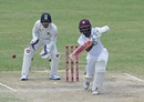Kraigg Brathwaite made 74 in West Indies' first innings, West Indies v India, 1st Test, Antigua, 3rd day, July 23, 2016