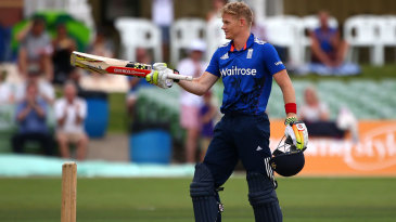Sam Billings raced to a 97-ball century